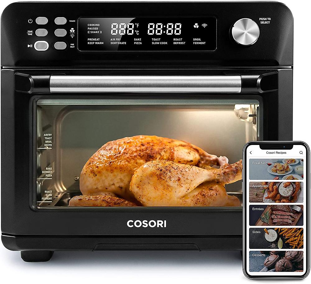 Corsori 12 in 1 Smart Air Fryer Oven