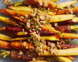 5 simple side dishes fancy enough to serve to company!
