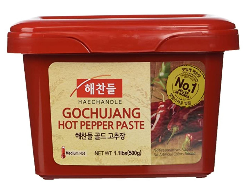 Korean Spicy Pepper Paste Gochujang