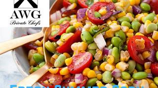 Fresh Summer Corn Succotash Recipe