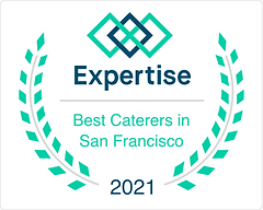 Best Caterers in San Francisco Award