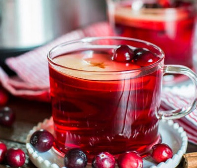 Spiced Cranberry Apple Cider Recipe