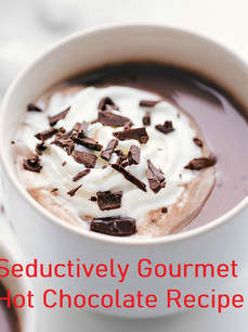 Recipe: Seductively Gourmet Hot Chocolate