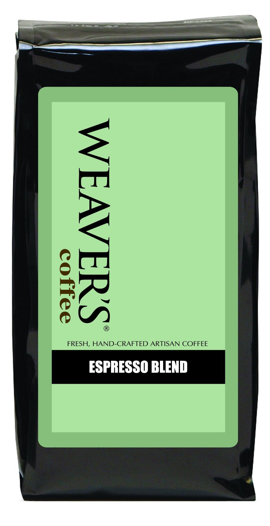 Weaver's Coffee Espresso Blend