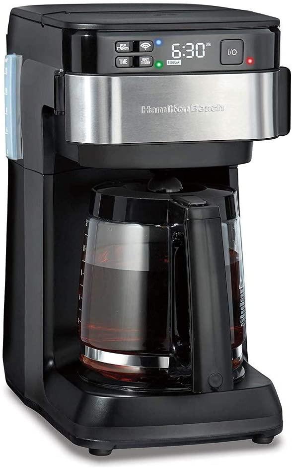 Hamilton Beach Alexa Enabled Smart Coffee Maker