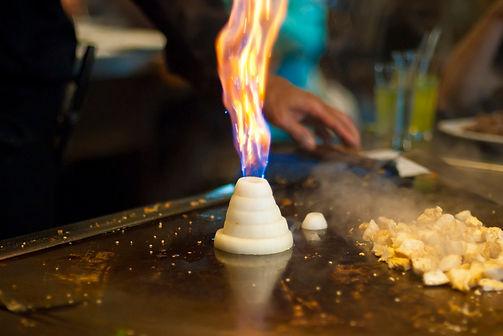 Teppanyaki Private Chef