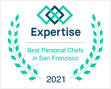 Best Personal Chefs in San Francisco Award 2021