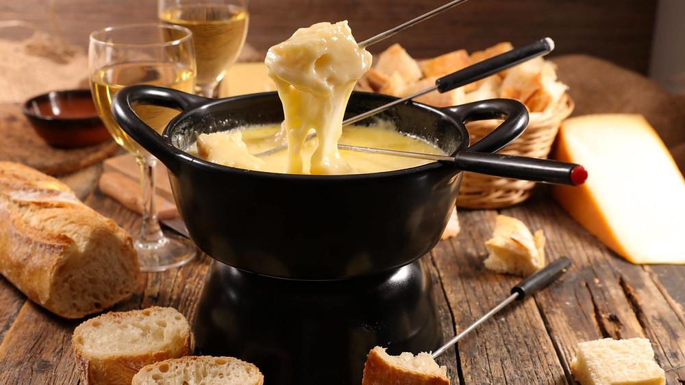 Cheese Fondue
