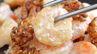 Quick & Easy Honey Walnut Shrimp Recipe