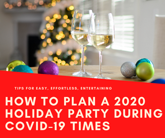 How to Plan a Holiday Party in 2020