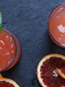 Simply The Perfect 1942 Blood Orange Margarita Recipe