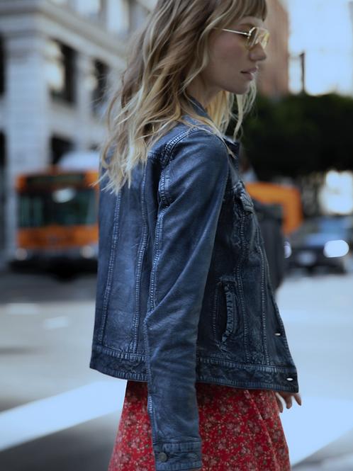 Jessie Leather Jacket