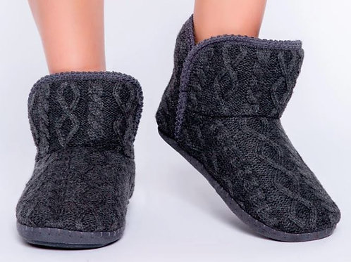 Cable Knit Booties (More Colors)