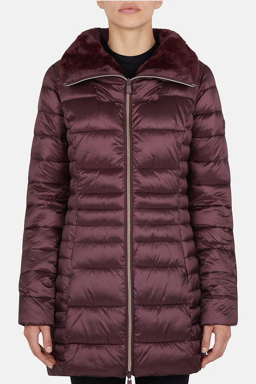 Faux Fur Coat (S4366W)