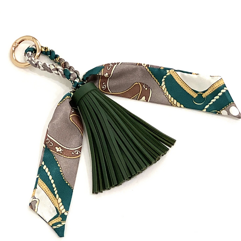 Tassel Bag Charm (More Colors)
