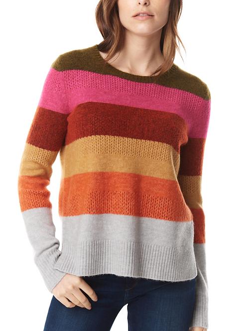 Stripe Wise Sweater