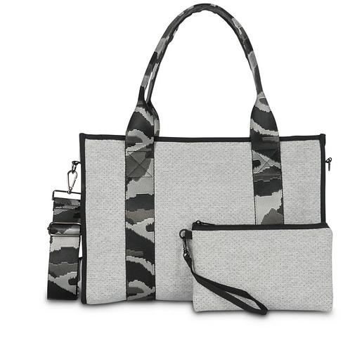 Grey Isla Bag