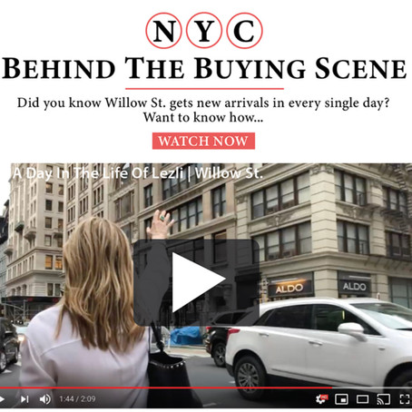 Behind the Buying Scene