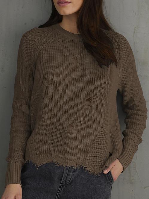 Scallop Sweater (N11042)