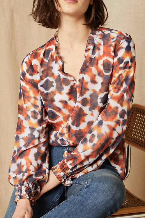 Autumn Blouse (3081WT)
