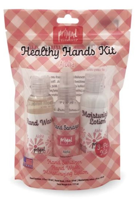 Healthy Hands Kit (More Scents)