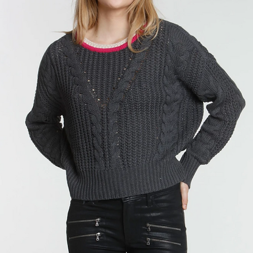 Cable Sweater (2903)