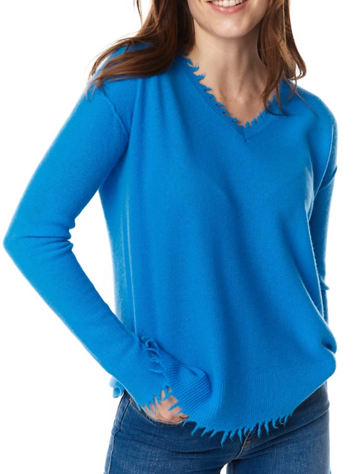 Cut Edge Sweater (F20CA130)