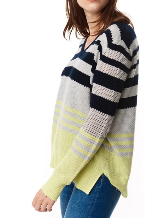 Line Up Sweater (F205625)