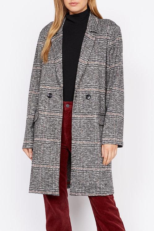 Plaid Coat (CJ0697MN9)