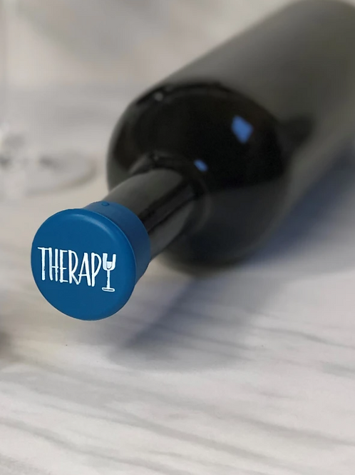 Wine Bottle Top Therapy