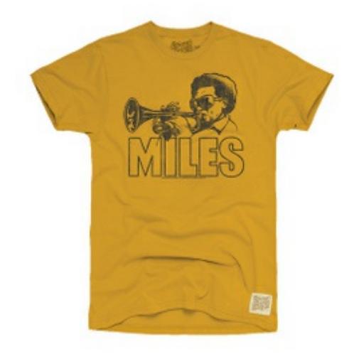 Men's Tee Miles