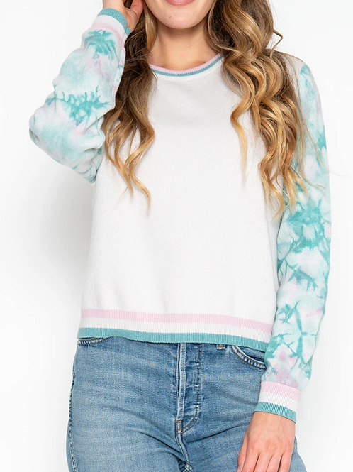 Two Tone Sweater (43OGD810)