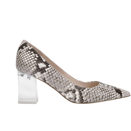 Snakeskin Pump (More Colors)