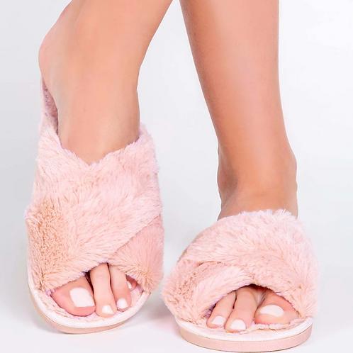Blush Slippers (RUFUSL1)