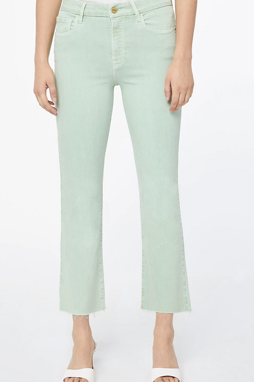 Colored Cropped Bootcut