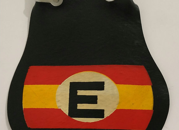Faldilla E España pequeño
