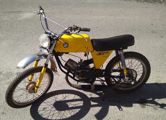 Puch minicross c50 especial