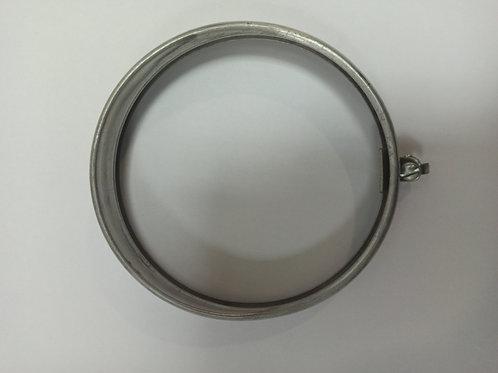 Cerquillo aluminio para óptica Hensev 63 derbi