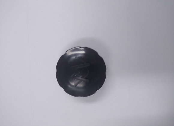 Tapón negro pequeño mobylette