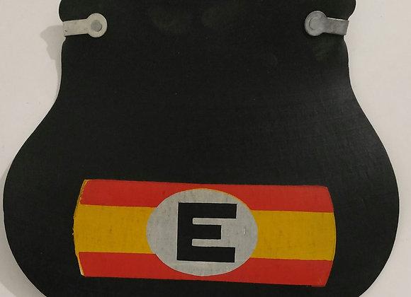 Faldilla de la E España