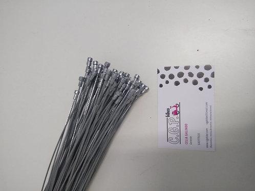 cable de freno c/cilindrica