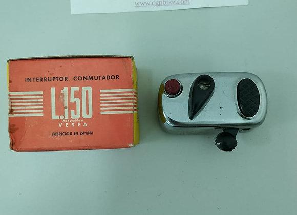 Llave de luces Leonelli Barcelona L150