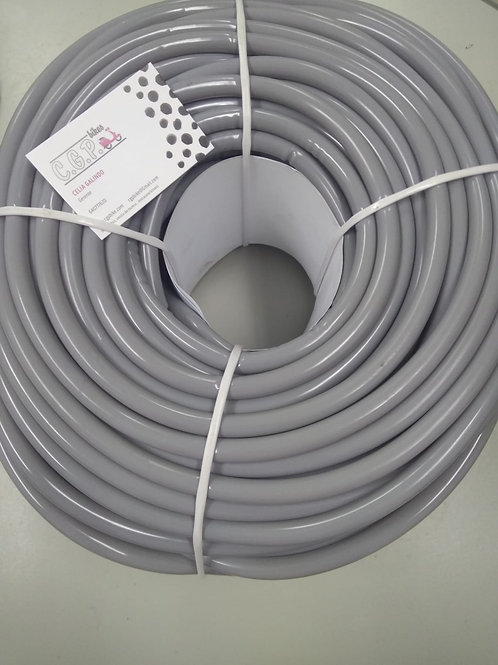 Funda de cables eléctricos 10mm gris