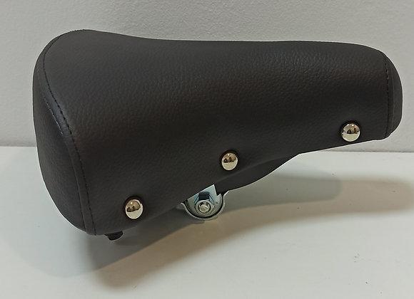 Asiento monoplaza ciclomotor clásico