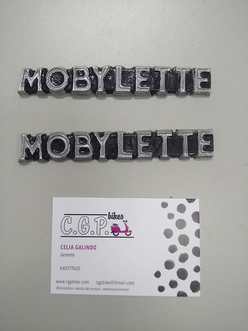 Insignia  mobylette