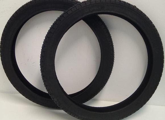 Neumático mitas 2x1/4-18 dibujo clásico