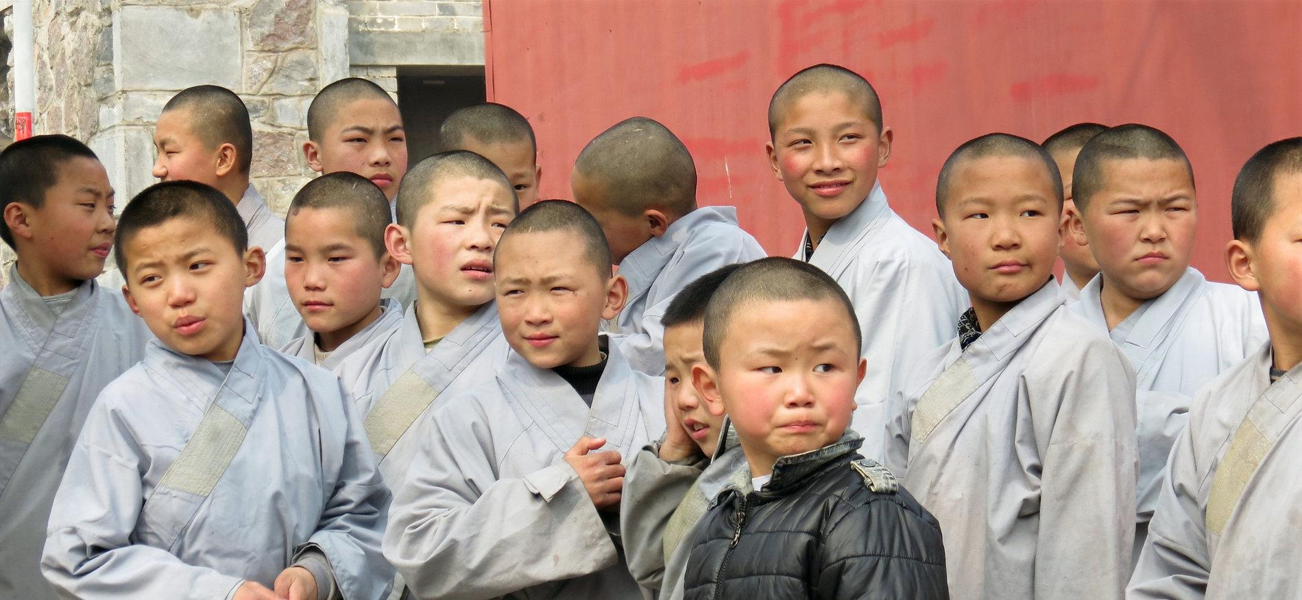 DESCUBRIR T0107 CONTRASTES DE CHINA