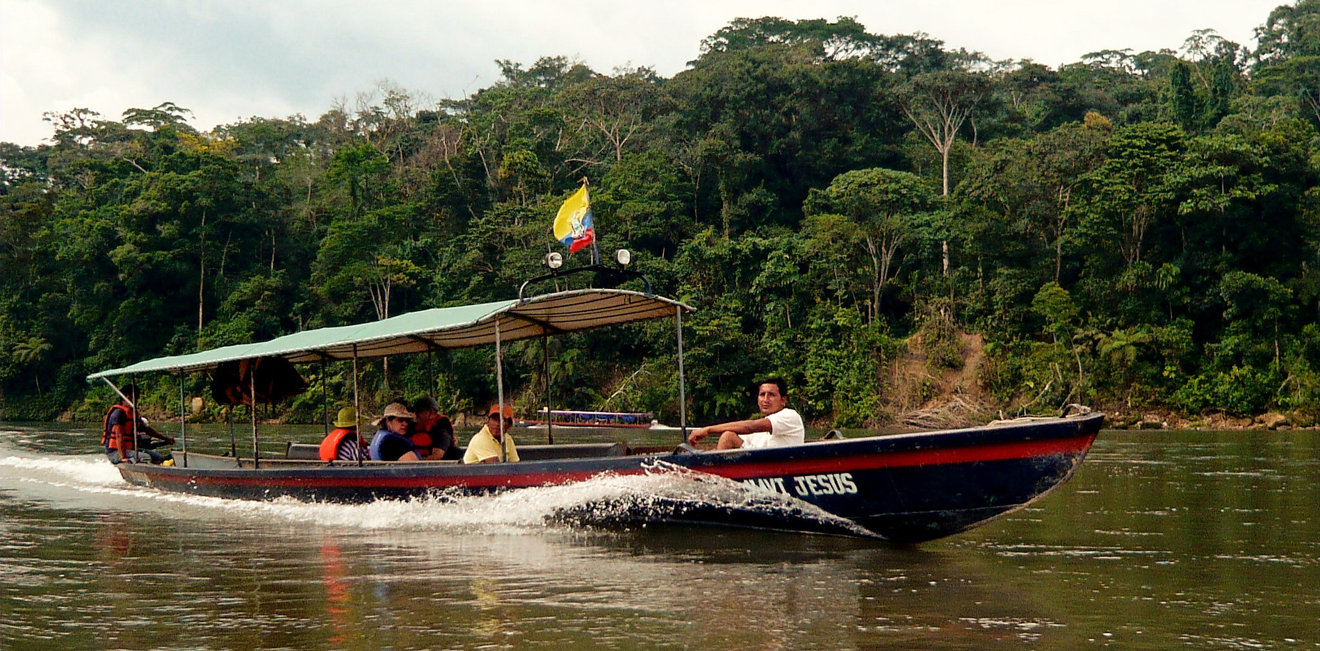 DESCUBRIR T0113 LA AMAZONÍA ECUATORIANA