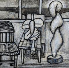 The Sculptor's Studio