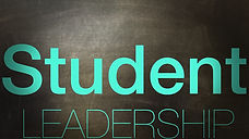 Student Leadership Application 2018-2019